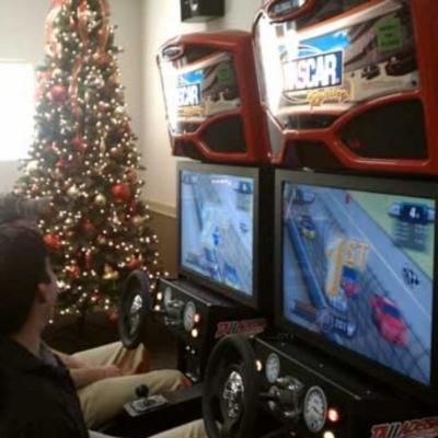 Rent Nascar Racing Simulator