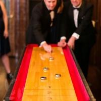 9 Foot Shuffleboard Table Rental